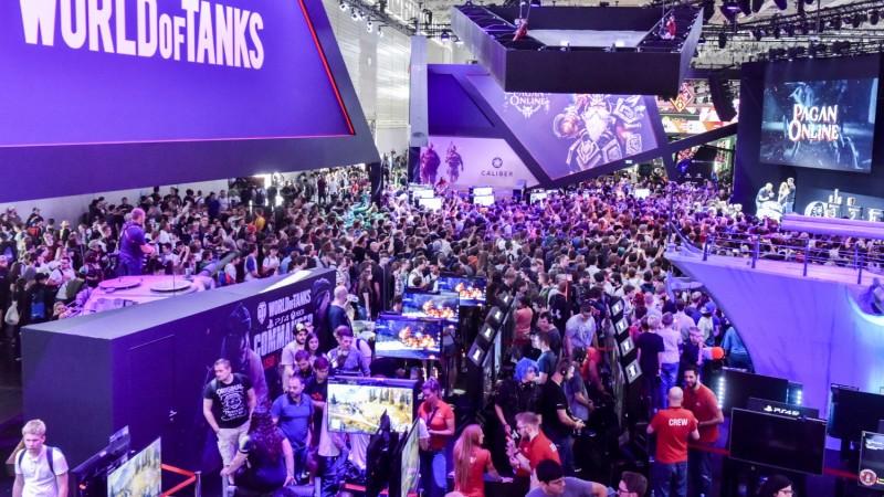 Gamescom Festival 2020